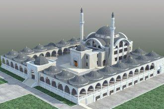 Türkiye  Diyanet Vakfı Tayvan'da cami inşa edecek