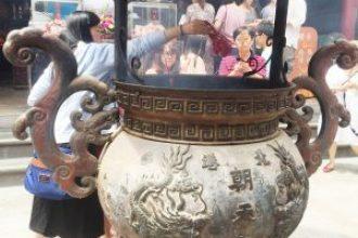 Tayvan'ın Tütsü Yakılmasını Sınırlama Girişimi Protesto Edildi