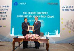 MÜSİAD İle Tayvan Ticaret Merkezi (TAITRA) Arasında MoU Anlaşması İmzalandı