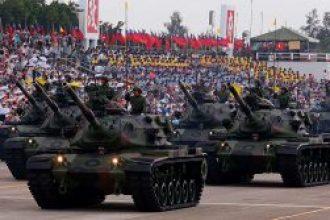 ABD'den Tayvan'a 1,3 milyar dolarlık silah satışı