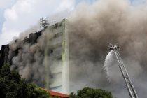 Tayvan'da fabrika bir anda alev aldı: 7 ölü