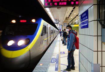 Trene Binmek İçin Acele Edince Canından Oldu