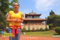 Dünyayı Geziyorum Tayvan'da 2!!!