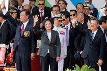 Tayvan'dan kendini yönetme özgürlüğü vurgusu